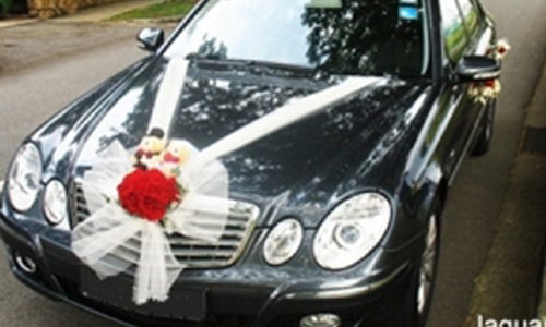 Wedding Car Jaguar Solo