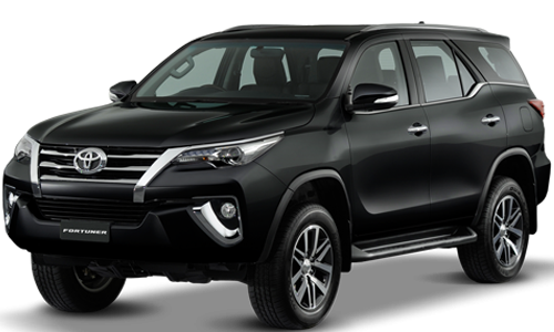 Toyota Fortuner Solo