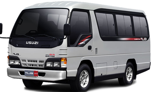 Isuzu Elf Short Solo