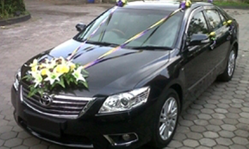 Wedding Car Toyota Camry Solo